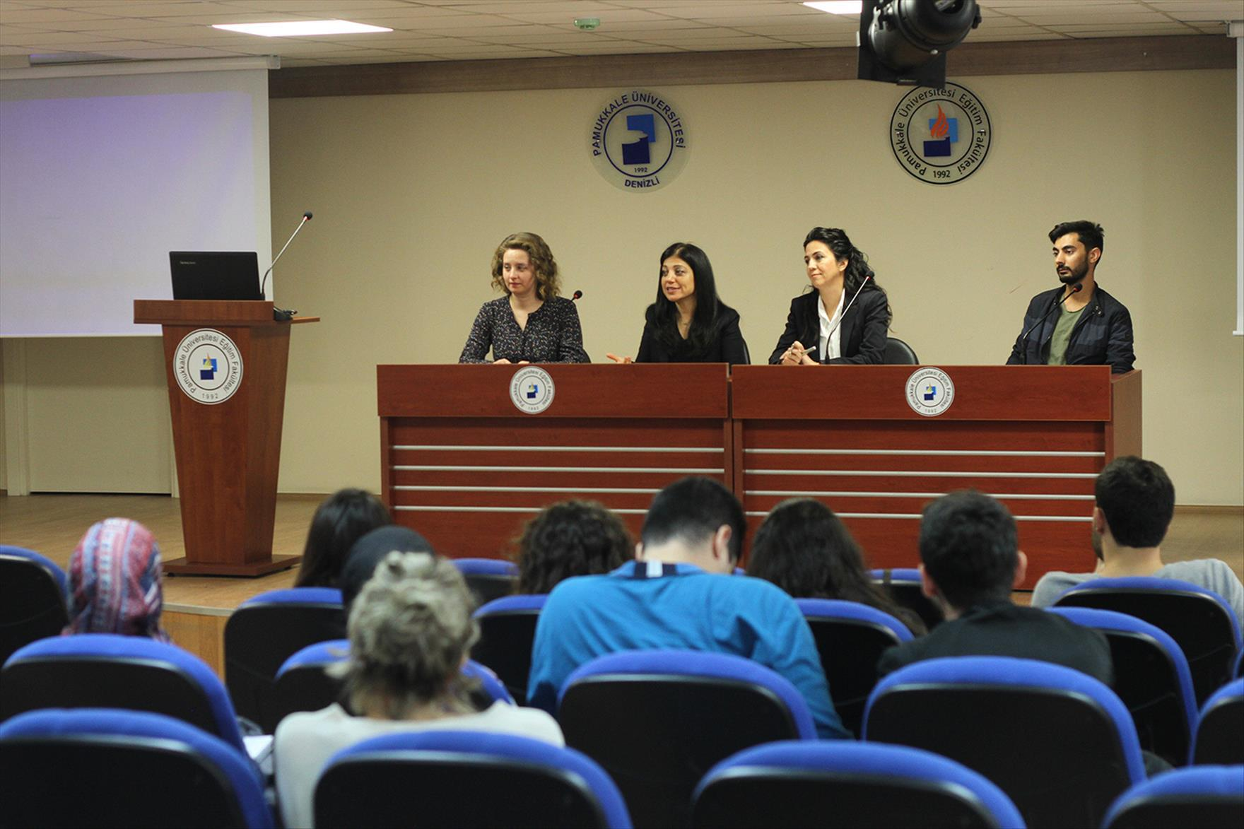 Erasmus traineeship information sessions at pau start