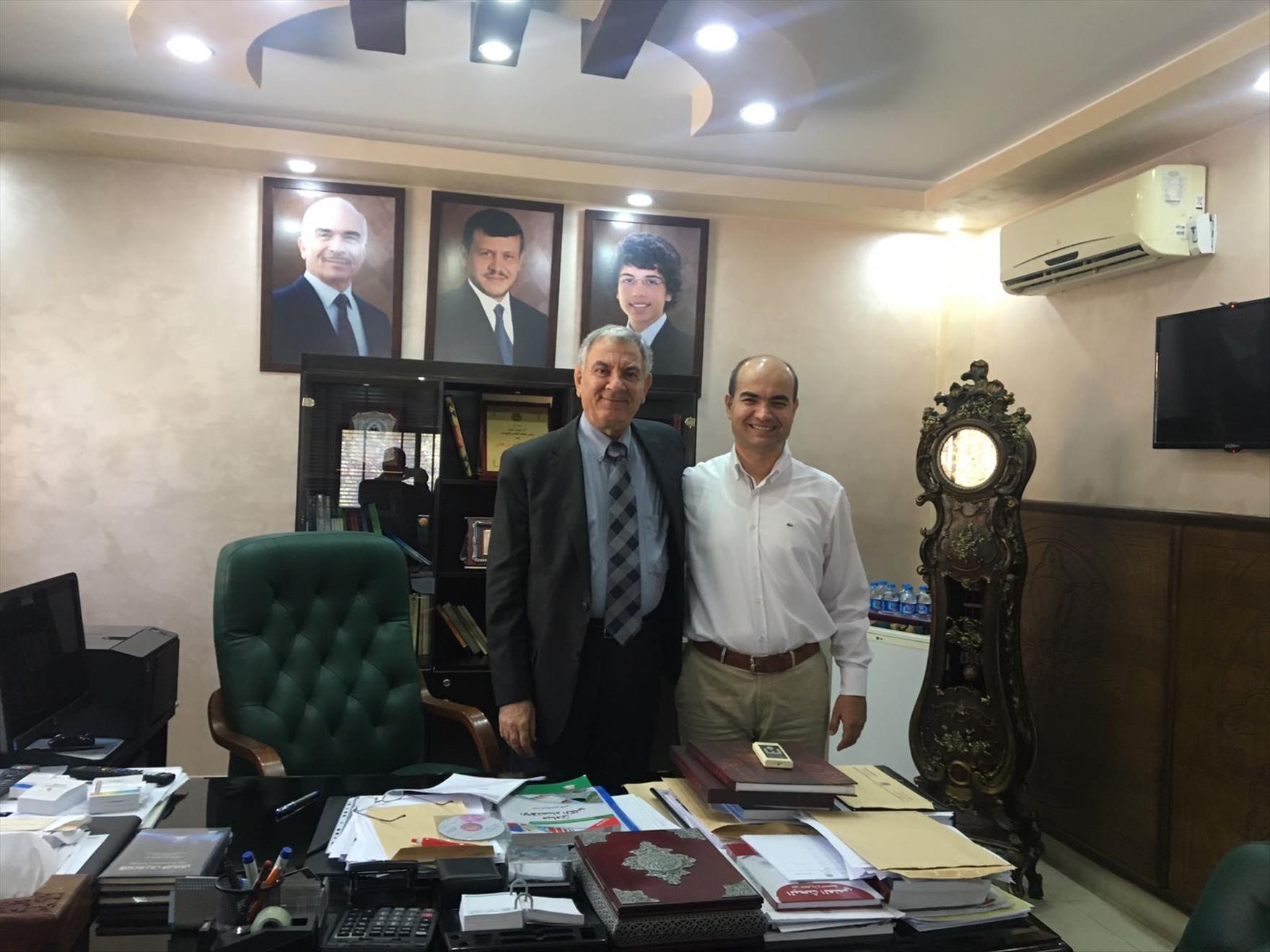 Pamukkale Üniversitesi ile Jerash Üniversitesi Arasında Mevlana Değişim Programı Protokolü İmzalandı 2. resim
