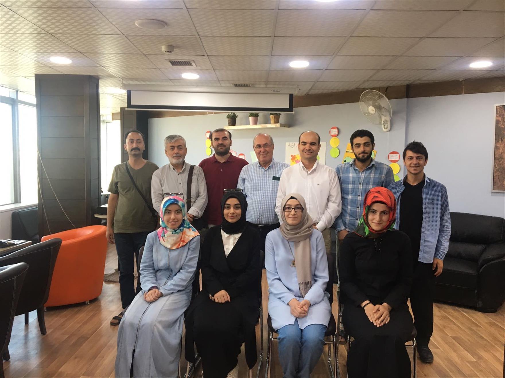 Pamukkale Üniversitesi ile Jerash Üniversitesi Arasında Mevlana Değişim Programı Protokolü İmzalandı 3. resim