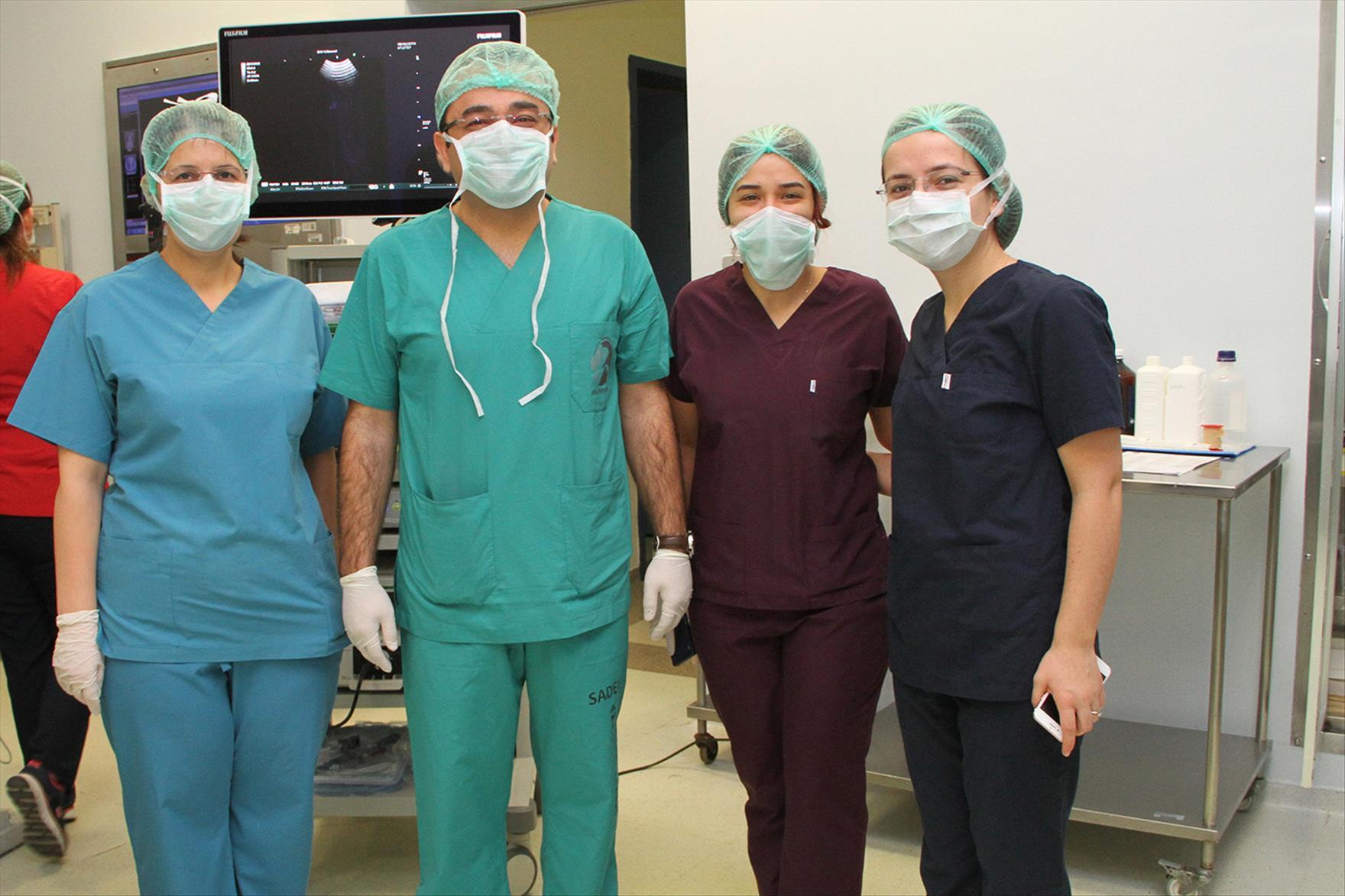 Paü Hastaneleri Bir Ilke Daha Imza Attı